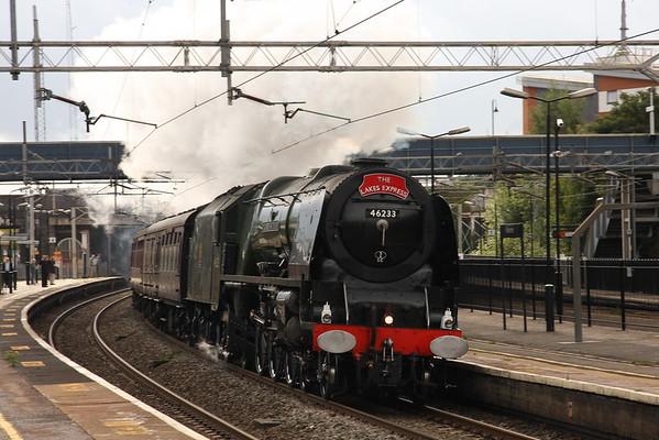 14th September 2015 Wolverton Station