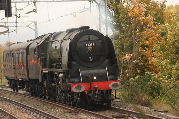 29th Oct 2015 Duchess at Wolverton